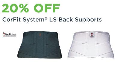 CorFit LS Support
