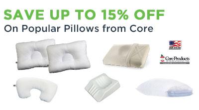 Popular Core Brand Pillows
