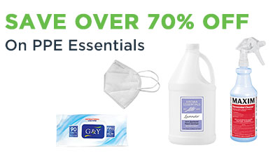 70 off on PPE Essentials