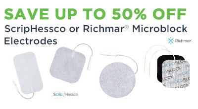 Scrip - Richmar Microblock Electrodes