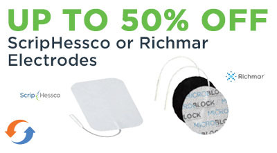 ScripHessco and Richmar Electrodes