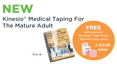 Kinesio Taping For Mature Adults