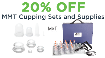 MMT Cupping Sets and Supplies
