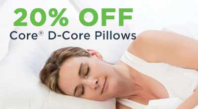 Core D-Core Pillows